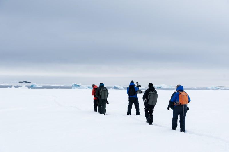 Expedition på väg!