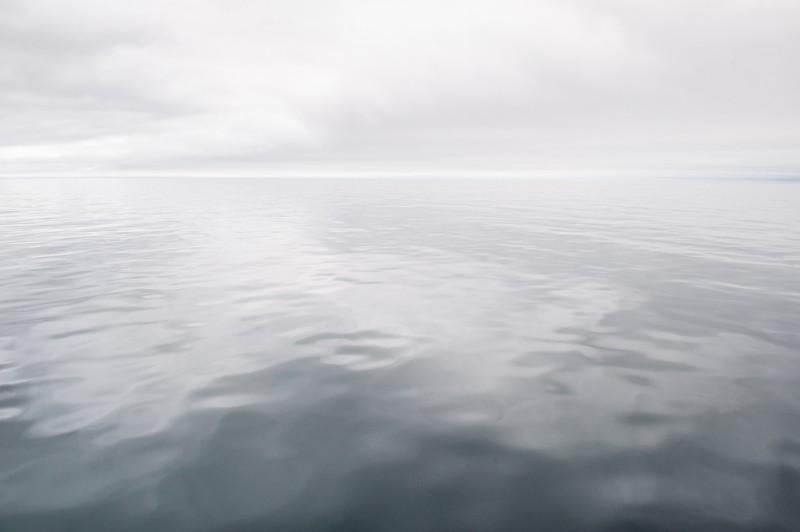 En otroligt surrealistisk miljö att glida fram genom.