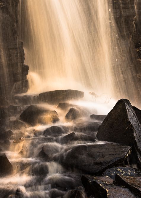The falls of Ramhulta
